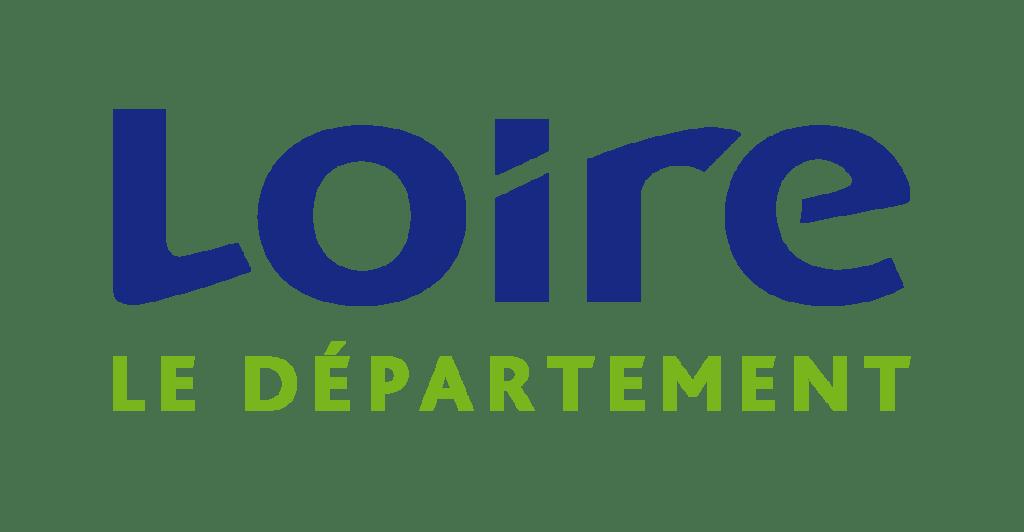 logo Département de la Loire