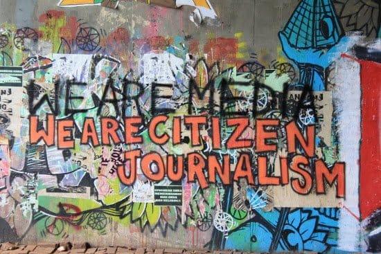 """Devenez """"journaliste citoyen"""" c'est Amazing !"""