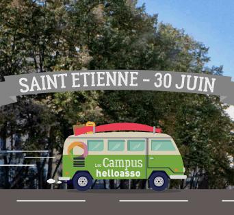 Financement participatif des associations: participez au Campus HelloAsso de St-Étienne du 30 juin