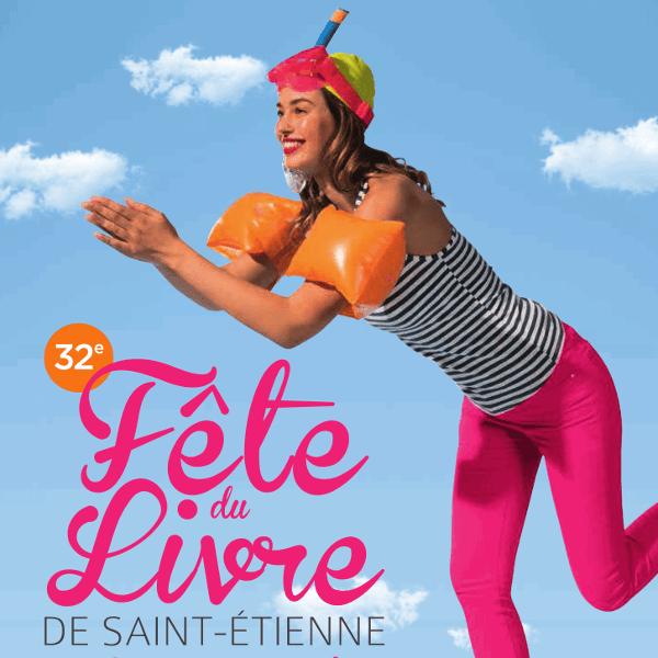 Saint-Étienne, une touche de numérique pour la Fête du Livre 2017