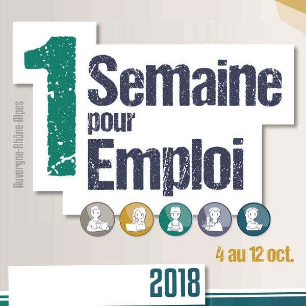1 Semaine pour 1 Emploi 2018 : les ateliers numériques dans la Loire