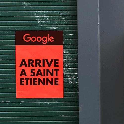 Cette innovation va changer votre vie: Google débarque à Saint-Étienne! La suite va vous étonner…