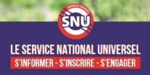 Visul Service National Universel
